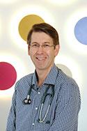 Joondalup Health Campus specialist Brad Jongeling