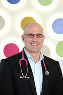 Joondalup Health Campus specialist Gareth Kameron