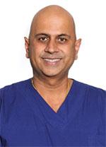 Joondalup Health Campus specialist Sanjay Sharma